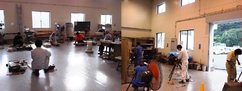 普通職業訓練 長期課程 - 遠野高等職業訓練校